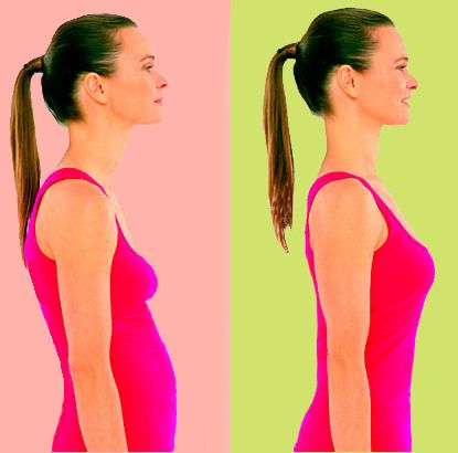 ���������� ���������� Posture Support - ������ �����