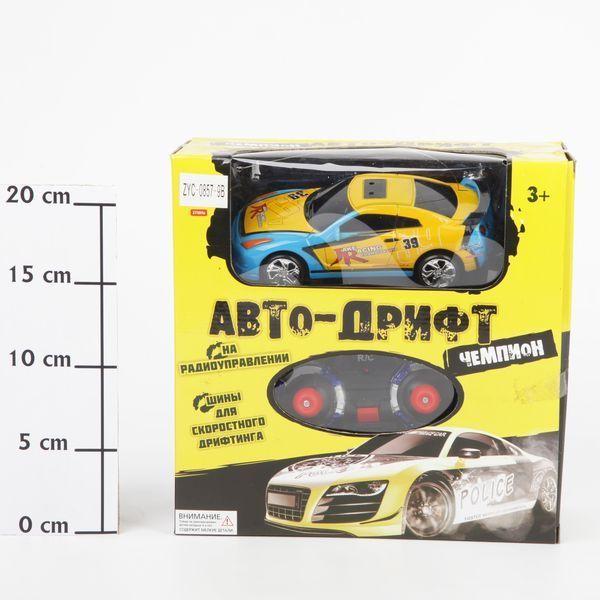 фото Упр. радио гоночн. автомобиль Авто-Дрифт, аккум. /адаптер, Box, арт. ZYC-0857-9B