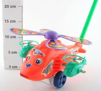 фото Каталка РАС 40х23х16см. Вертолет арт. 0303.