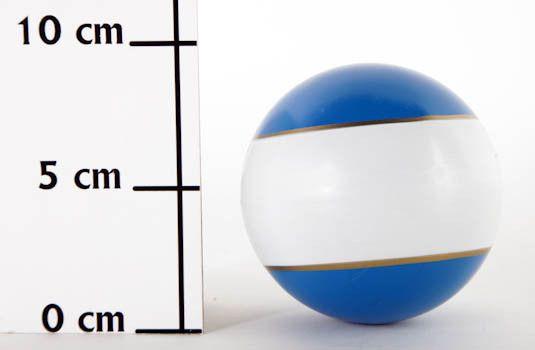 фото Мяч д. 100мм лакир.