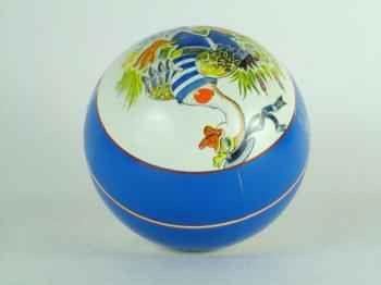 фото Мяч д. 200мм лакир.