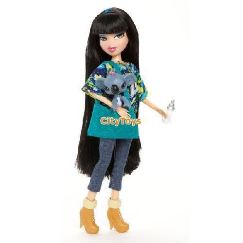 фото Игрушка кукла Bratz На Природе, Джейд арт. 518686