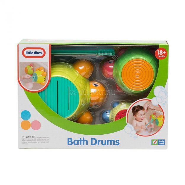 фото Игрушка Little Tikes для ванны Черепашки-барабаны (632266)