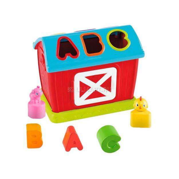 фото Развивающая игрушка-сортер Bright Starts  Веселая ферма ( 9304)