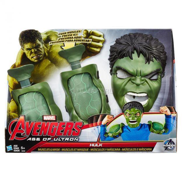 фото Игровой набор Avengers Халк (B0428)