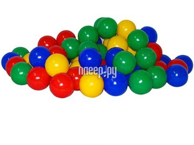 фото Юг-Пласт Набор шариков 35шт 8см 2011