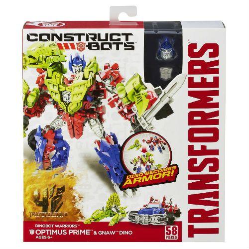 фото Construct-Bots / Констракт Боты Трансформеры 4: Оптимус Прайм