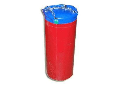 фото Груша боксёрская цилиндр 15 кг, качественный к/з