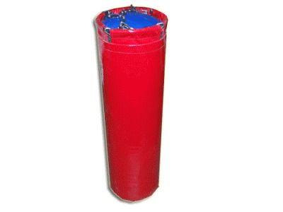 фото Груша боксерская цилиндр 20 кг. (качественный кож/зам)