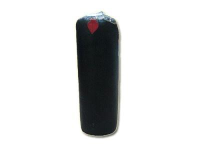 фото Груша боксерская цилиндр 8 кг. (качественный кож/зам)