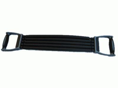 фото Эспандер плечевой 5 резинок, с трубкой SPRINTER. 8307