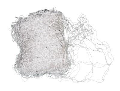 фото Сетка футбольная, 106, тонкая ( пара) Размер 7,5 х 2,5 м.