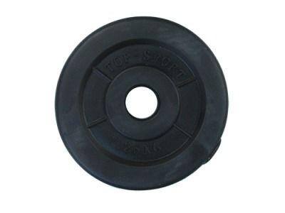фото Диск для штанги. Вес 1,25 кг. (пластик) Z-1.25KG