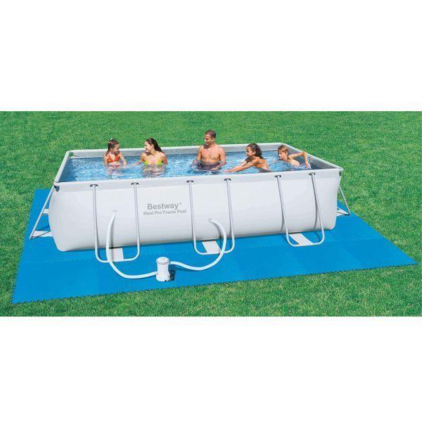 фото Защита для дна бассейнов 50*50см (8 шт. )