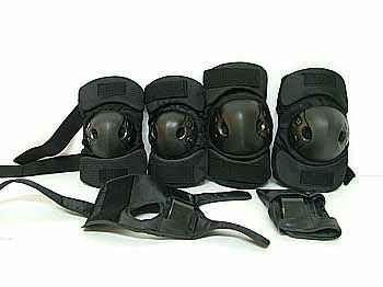 фото Комплект защиты (колена, локти, кисти), B21052