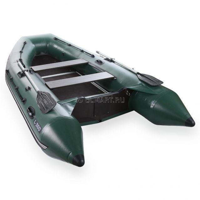 лодка лидер 360 фото