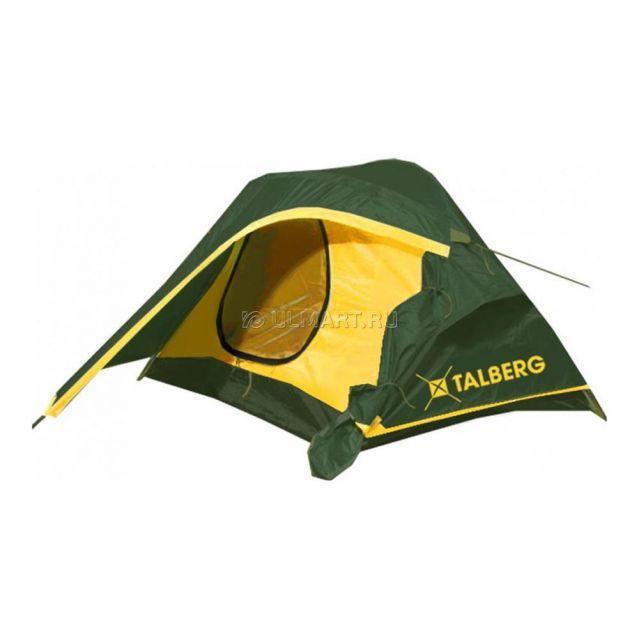 фото Палатка Talberg EXPLORER 2, зеленый