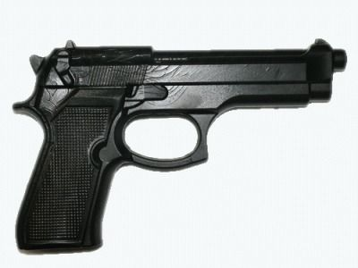 фото Пистолет тренировочный. ПТ-1М