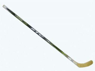 фото Клюшка хоккейная TORNADO (левый загиб), подростковая. Производство: ЦСТ (Балабаново) 7010