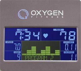 фото Велотренажер Oxygen NEXUS GURU UB HRC