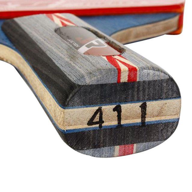 фото Ракетка для настольного тенниса JOEREX J411 короткая ручка 4*