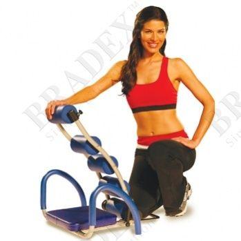 фото Тренажер для мышц живота, с фиксированным сиденьем  «ПРЕСС» (AB Execiser)