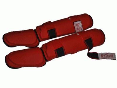 фото Защита ног (голень+стопа) модель А. Размер М.