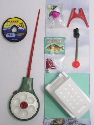 фото Набор для зимней рыбалки N1 Три Кита