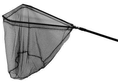 фото Подсачек треугольный 80см, телескопическая ручка 60-150см