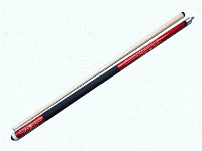 фото Кий бильярдный складной деревянный. Длина 160 см, диаметр наконечника 13 мм. Материал: дуб, слоновая кость, металл. D-13TQW