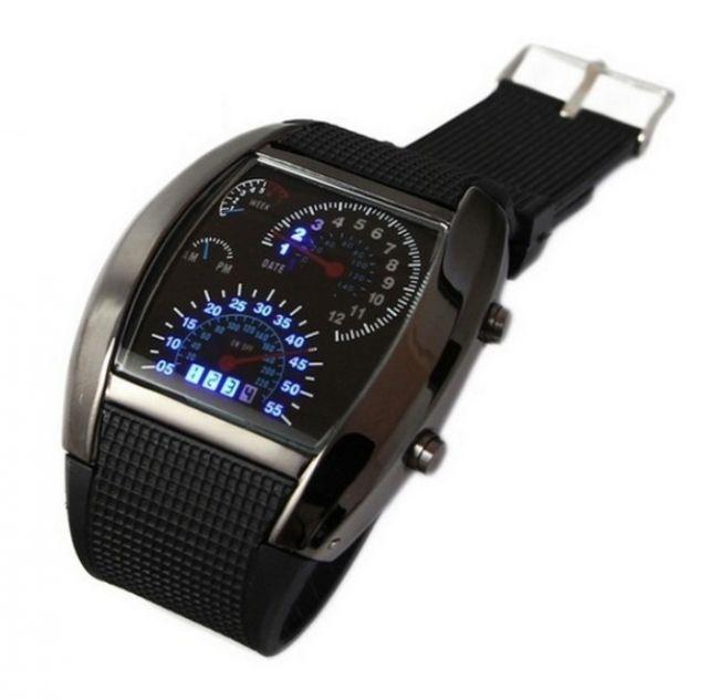 Купить наручные электронные LED часы в Киеве, Донецке, Харькове, Днепропетровске, Николаеве, Запорожье