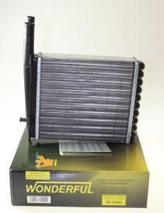 Фото №4 - радиатор отопителя ВАЗ 2110
