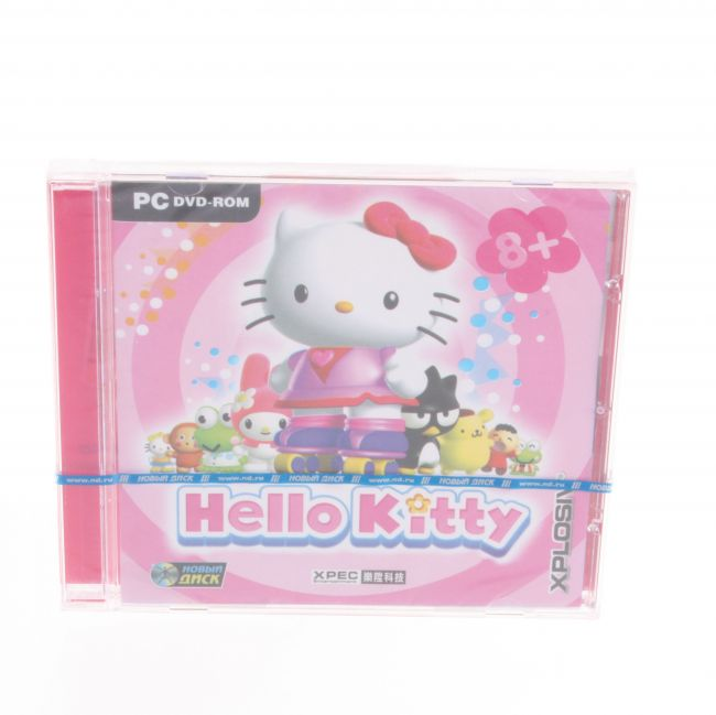 фото Hello Kitty. Компьютерная игра (PC-DVD)