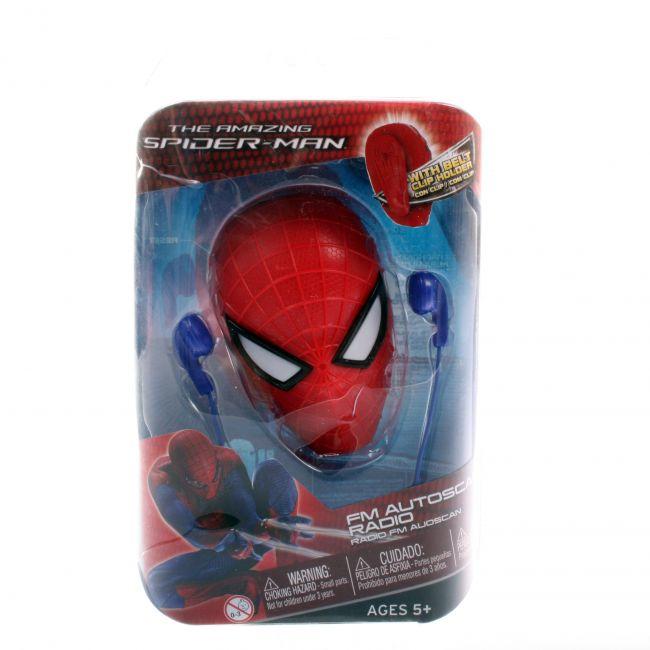 фото Человек-паук. Радио FM с наушниками (111 317)