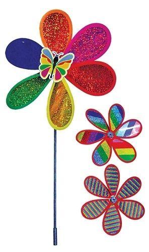 фото 1toy ветрячок 3 вида с бабочкой OPP