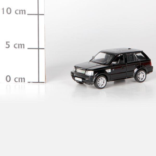 фото Метал. инерц. модель М1:32 RMZ CITY Land Rover Range Rover Sport арт. 554007.