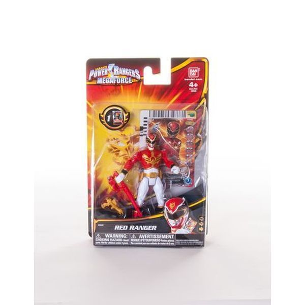 фото 35100 Игрушка Могучие рейнджеры Самурай 10см в асс. Power Rangers