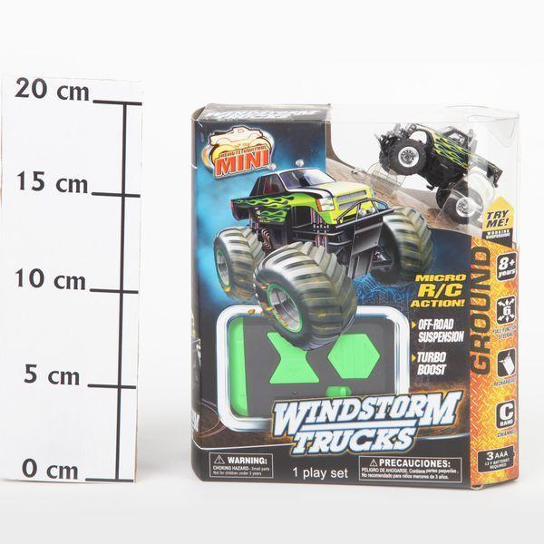 фото Упр. ик машина мини джип Windstorm Truck , ВОХ 19х16х6 см, арт. LB0103.
