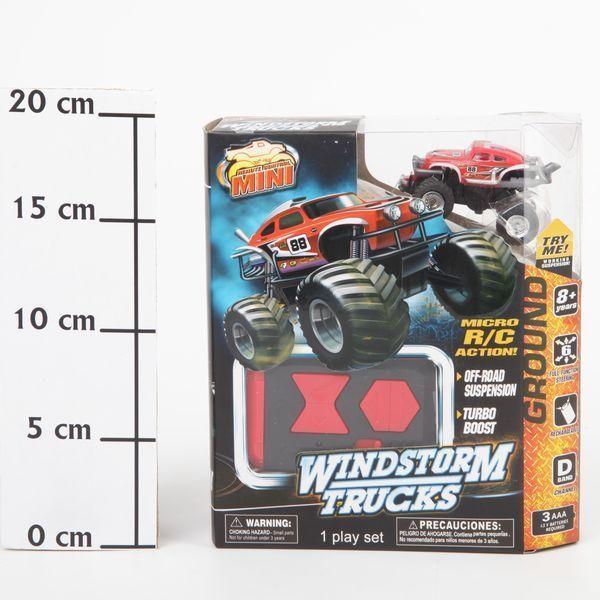 фото Упр. ик машина мини джип Windstorm Truck , ВОХ 19х16х6 см, арт. LB0104.
