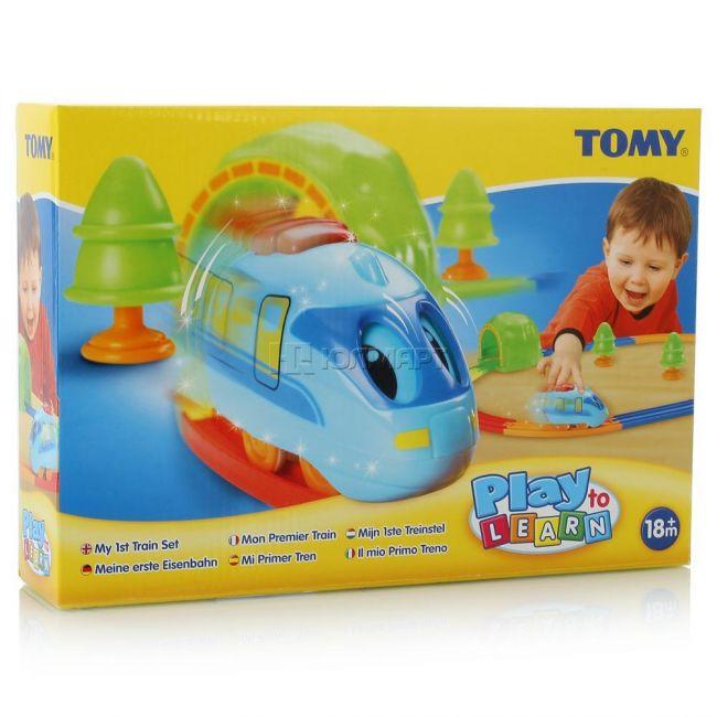 фото Развивающая игрушка TOMY