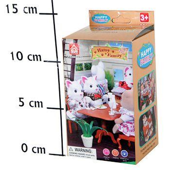 фото Игровой набор Happy Family, 8*6, 5*12, 8 см, Box, арт. 012-01B