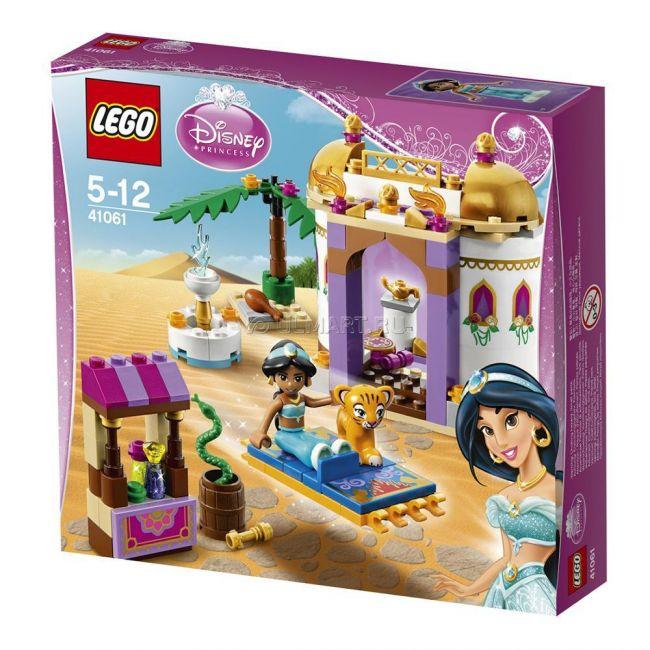 фото Конструктор Lego Disney Princesses Экзотический дворец Жасмин (41061)