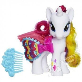 фото 24985Н My Little Pony.  Пони-модницы  ( в ассортименте 3 набора: MLP Луна, MLP ПинкиПай, MLP Рарити)