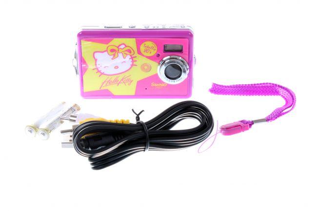 фото Фотоаппарат 8Мп. Hello Kitty