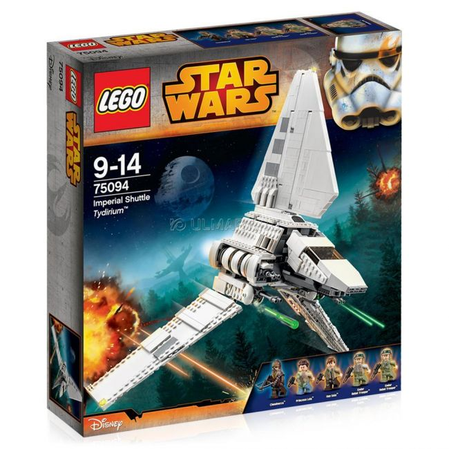 фото Конструктор LEGO Star Wars Имперский шаттл Тайдириум (75094)