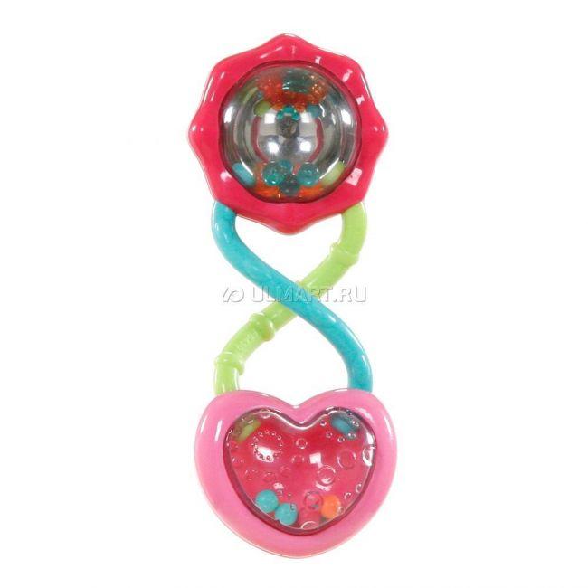 фото Развивающая игрушка BRIGHT STARTS Розовый калейдоскоп (8672)