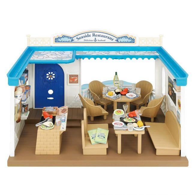 фото Игровой набор Sylvanian Families Морской ресторан (4190)