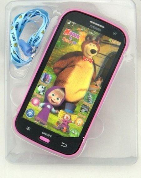 фото Телефон Маша Медведь игрушка