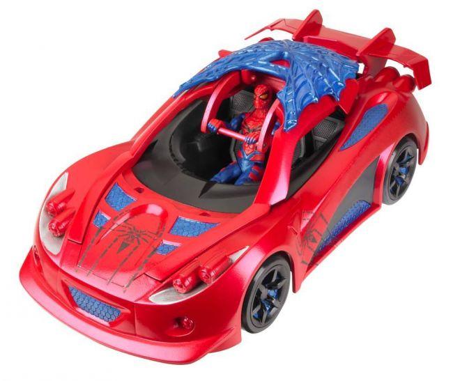 фото Человек-паук. Игрушка Боевое транспортное средство