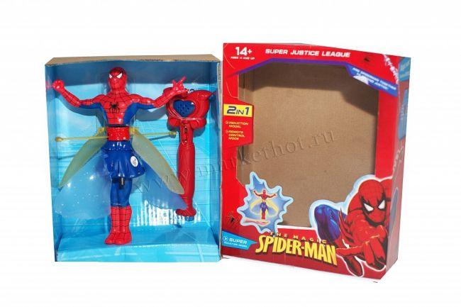 фото Летающий Человек-паук